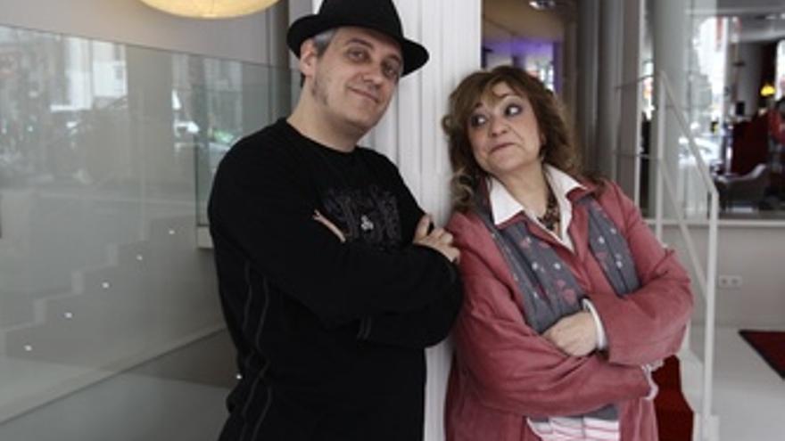 José Tejado Y Esther Fernández, Protagonistas De 'El Enredo'