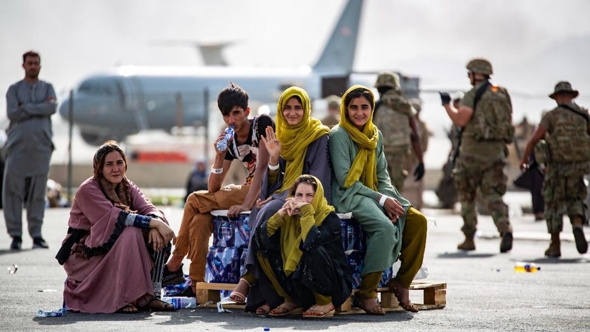 El Gobierno italiano anunció que acogerá 2.500 refugiados afganos.