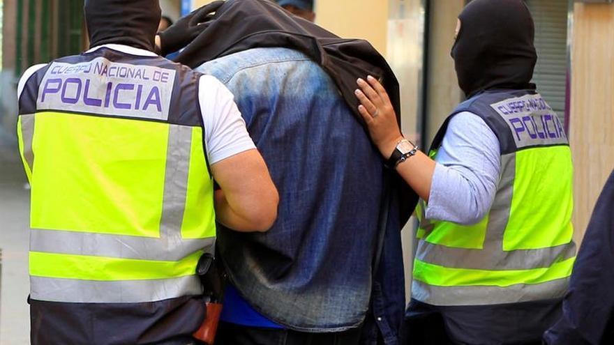 """Tres yihadistas detenidos en Madrid, uno """"extremadamente peligroso"""""""