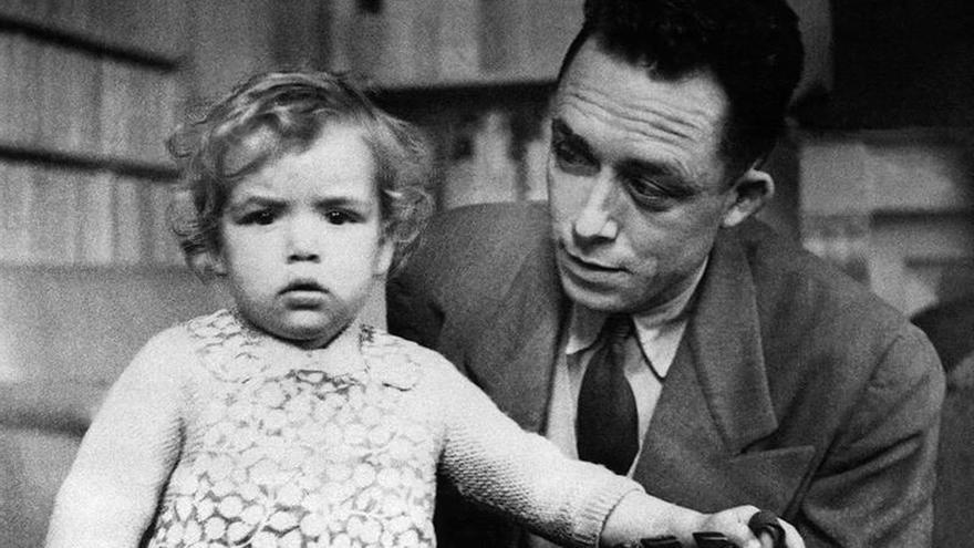 """Camus, Paz, Canetti o Pla, """"terapia literaria"""" del editor Jordi Nadal"""