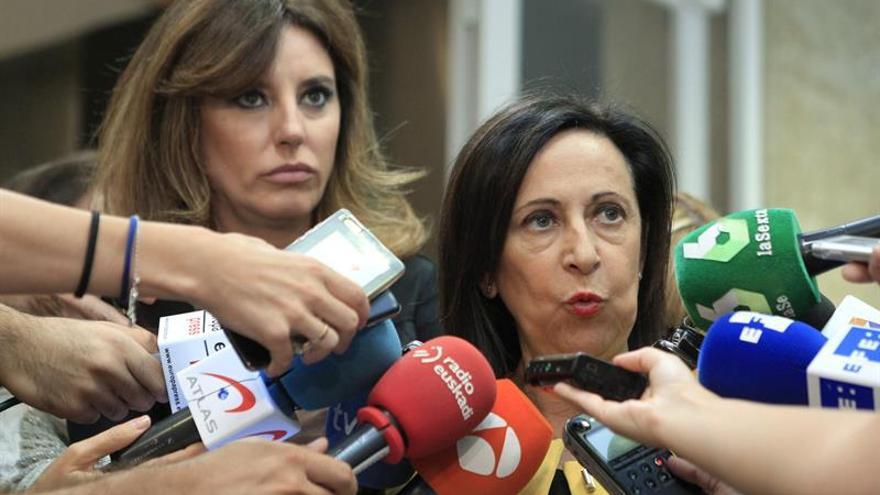 La portavoz del Grupo Socialista, Margarita Robles.