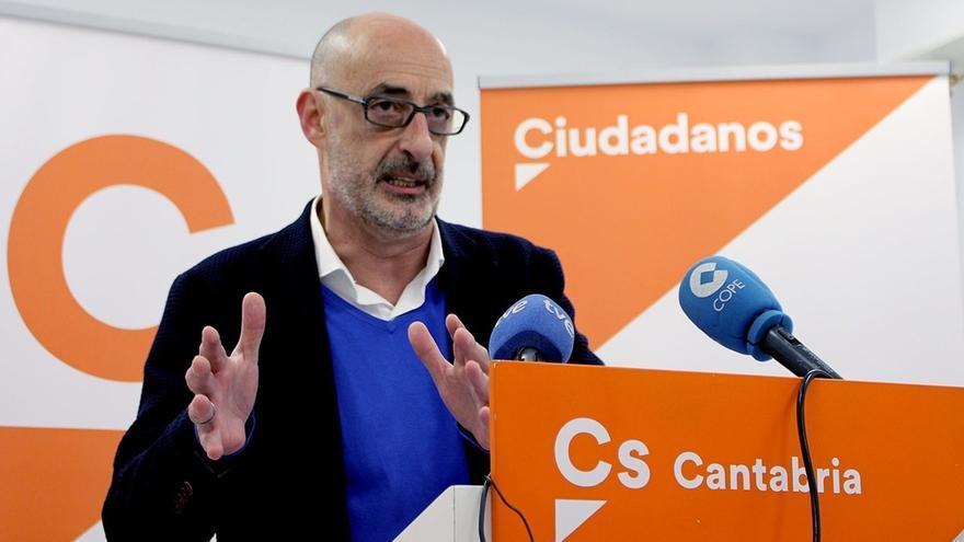 """Félix Alvarez se presentará a las primarias de Cs Cantabria: """"Quiero que mi candidatura represente la unidad"""""""