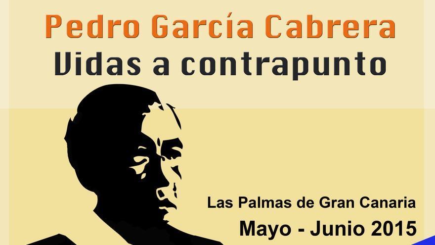 Ciclo 'Pedro García Cabrera. Vidas a contrapunto', en la sede de la Fundación Juan Negrín en Las Palmas de Gran Canaria.