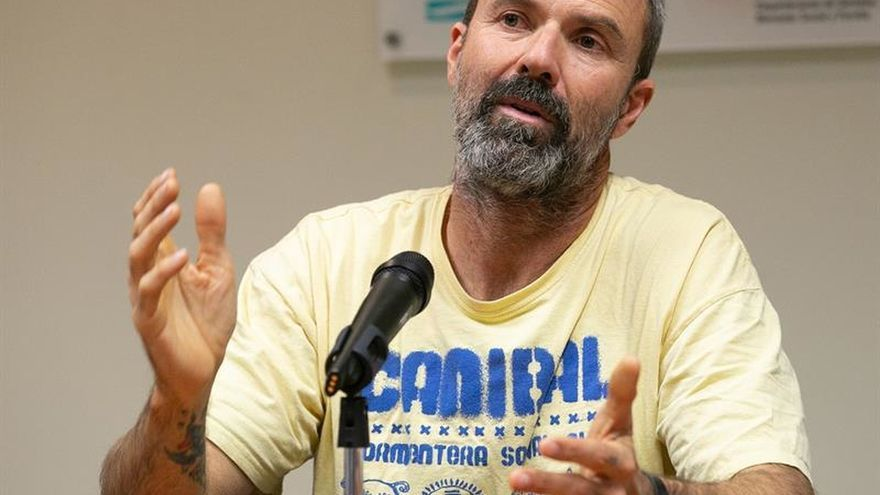 """Pau Donés no quiere ser """"un mosquetero"""" ni pelearse con el cáncer, solo vivir"""