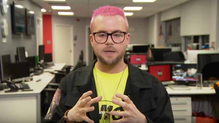 Christopher Wylie, el nuevo filtrador que pone en jaque al Gobierno de EEUU // Youtube