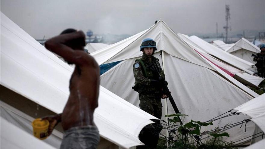 Juez desestima la demanda contra la ONU por el brote del cólera en Haití