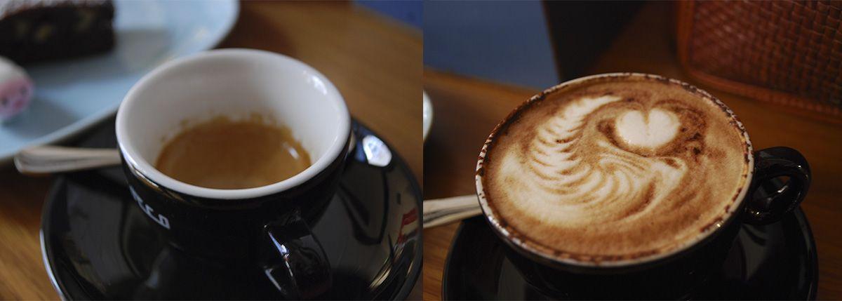 Díptico espresso y moccaccino segunda visita_Malasaña a mordiscos_Toma café