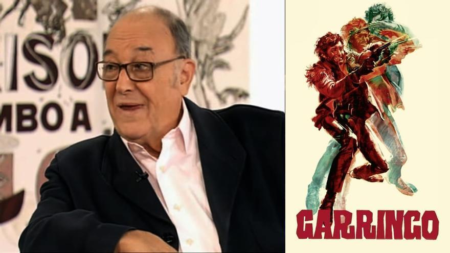 Rafael Romero Marchent, director de 'Garringo'