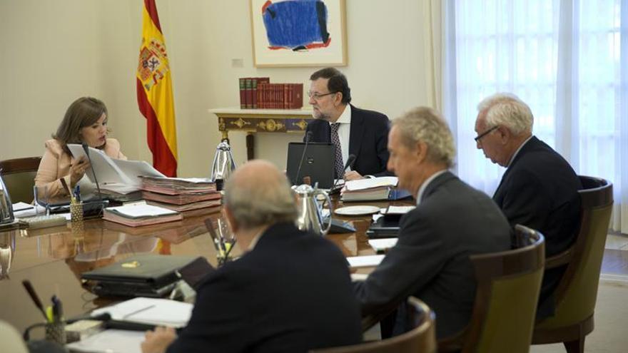 Consejo de Ministros del Gobierno de España (EFE/Diego Crespo)