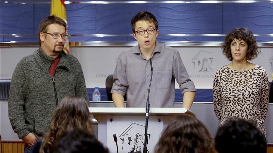 "Errejón dice a Sánchez que si quiere ser presidente debe ""explicar para qué"""