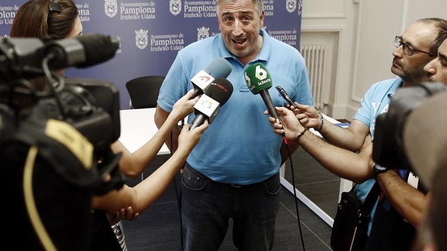El alcalde de Pamplona afirma que las exhumaciones se notificaron a todas las familias