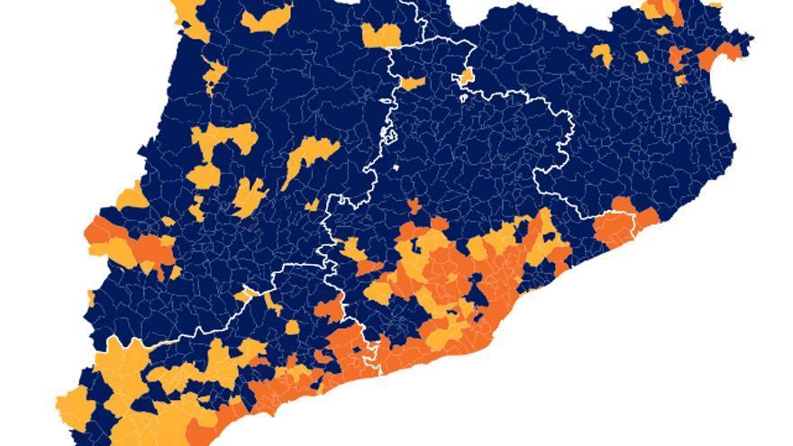 Ganador por municipios