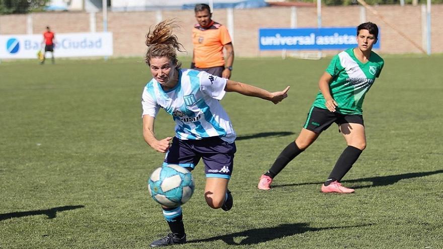 Contundentes mensajes de las futbolistas argentinas en el Día de la Mujer