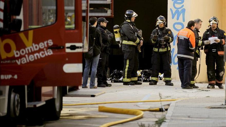 Una mujer muere calcinada en el incendio de una vivienda en Paiporta