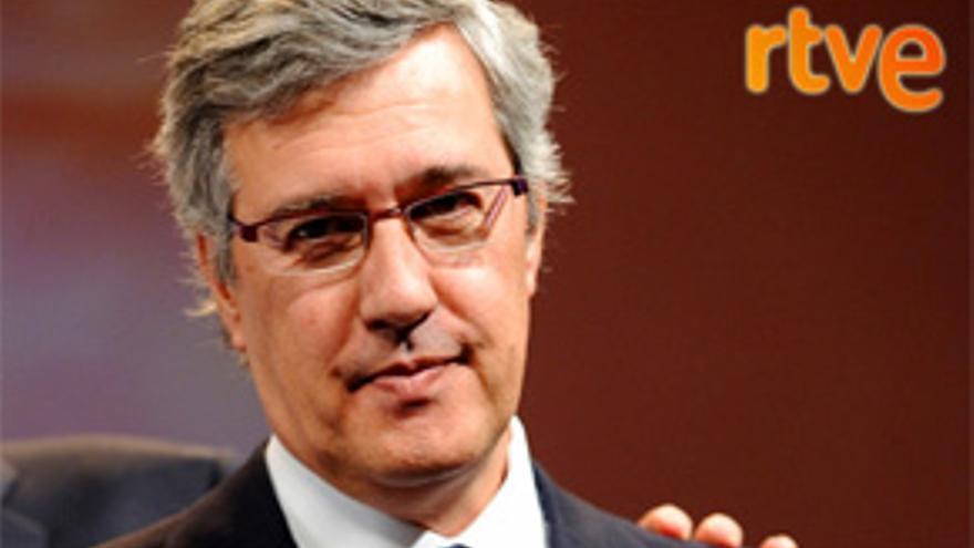 Ernesto Sáenz de Buruaga, el nombre que suena en TVE para un debate o el TD-2