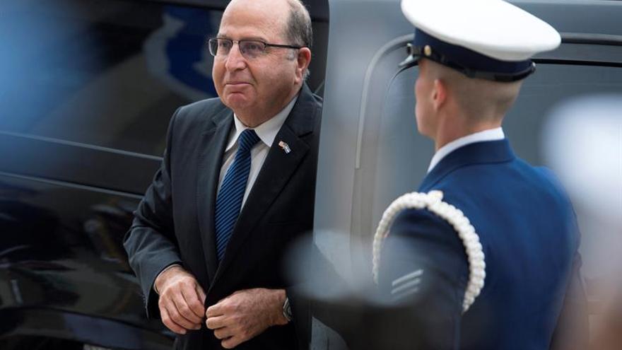 El exministro de Defensa israelí abandona el Likud por desviarse de sus principios