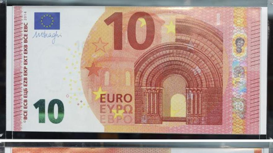 el euro cae