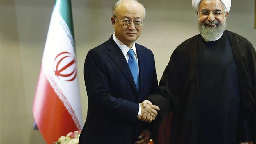 El OIEA asegura que Irán intentó desarrollar un arma nuclear en el pasado
