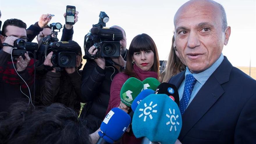 Del Nido regresa a la prisión de Huelva tras disfrutar de su primer permiso