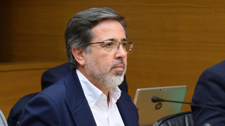 Alfredo Castelló, diputado del PP