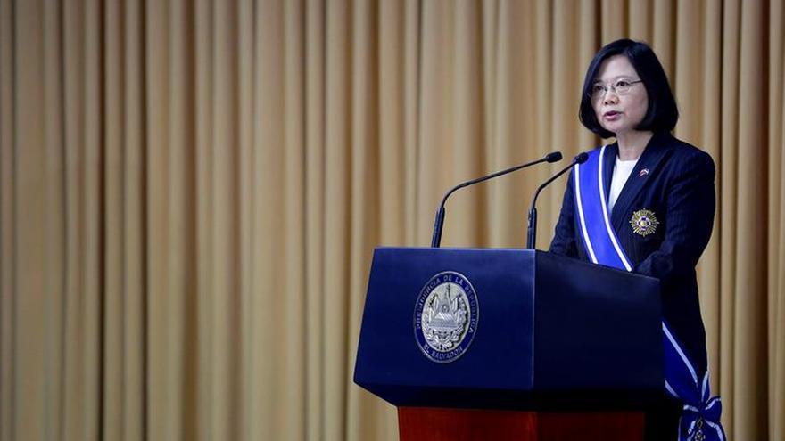 Taiwán avanza en la construcción de submarinos y buques ante la amenaza china