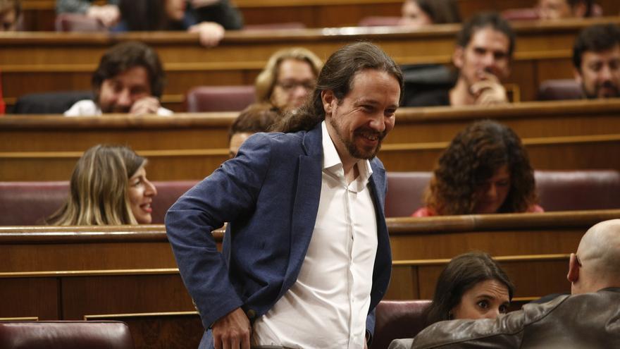 Pablo Iglesias liderará la delegación de Podemos en los actos del Día de la Constitución