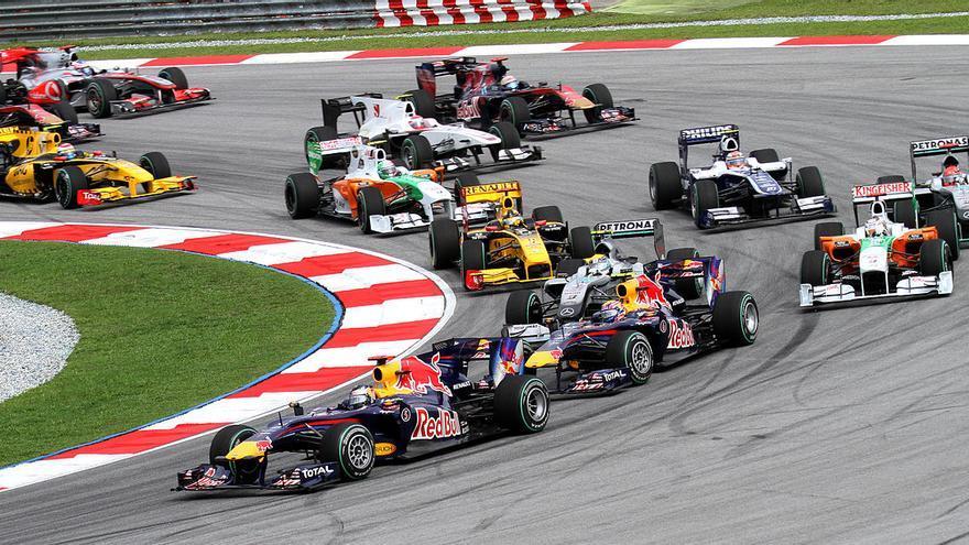 Los aficionados a la Formula 1, en pie de guerra contra la empresa que gestiona la marca