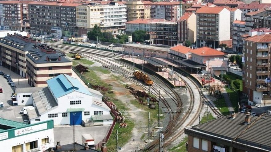 El Gobierno aprueba el plurianual de 23,7 millones para la integración ferroviaria de Torrelavega