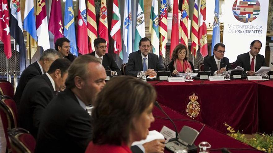Financiación y pacto educativo, los dos ejes de la II Conferencia de Rajoy