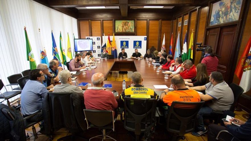 Comité Asesor del Plan de Emergencias Insular (PEIN) de Gran Canaria