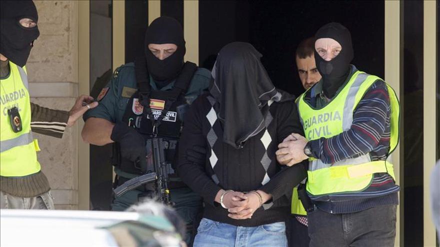 El juez interroga a yihadista que se ofreció para combatir en Siria