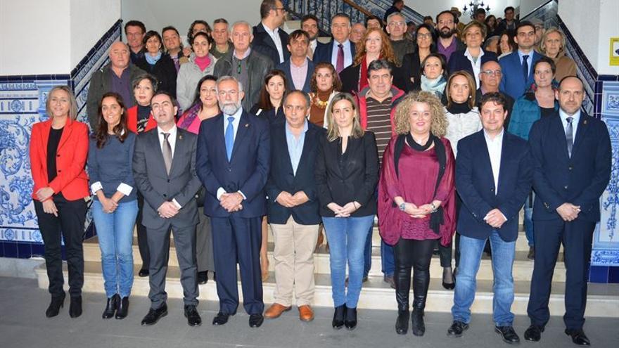 Reunión de alcaldes en defensa del río Tajo / Europa Press