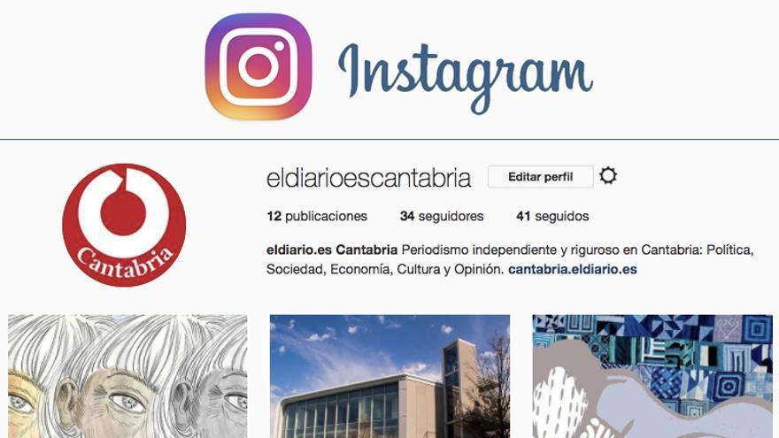 Instagram de eldiario.es Cantabria
