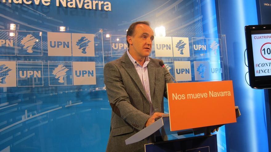 """UPN traslada a la Casa Real el """"apoyo de miles de navarros"""" tras el """"veto"""" del Gobierno en el Premio Príncipe de Viana"""