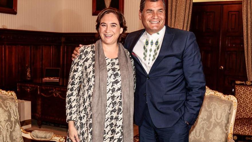 La alcaldesa de Barcelona destaca los avances de la cumbre de la ONU en favor de las ciudades