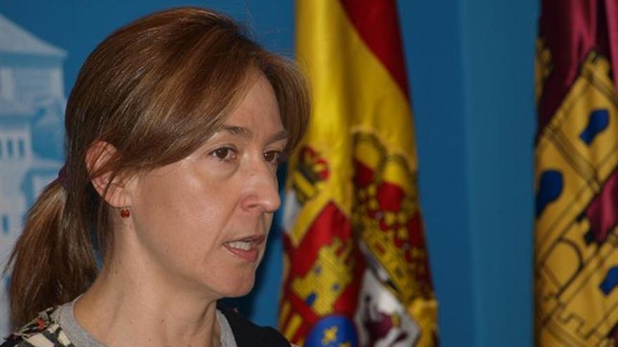 Ana Guarinos, ex-presidenta de la Diputación de Guadalajara / Foto: Europa Press
