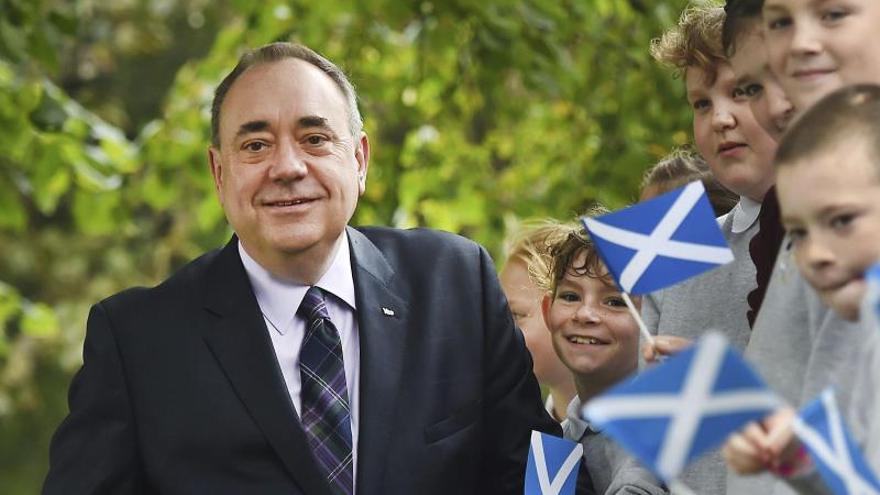 Detenido el ex ministro principal de Escocia Alex Salmond