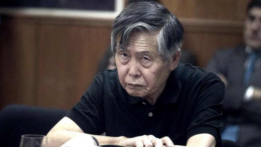 Comenzó el juicio a Fujimori por las esterilizaciones forzadas