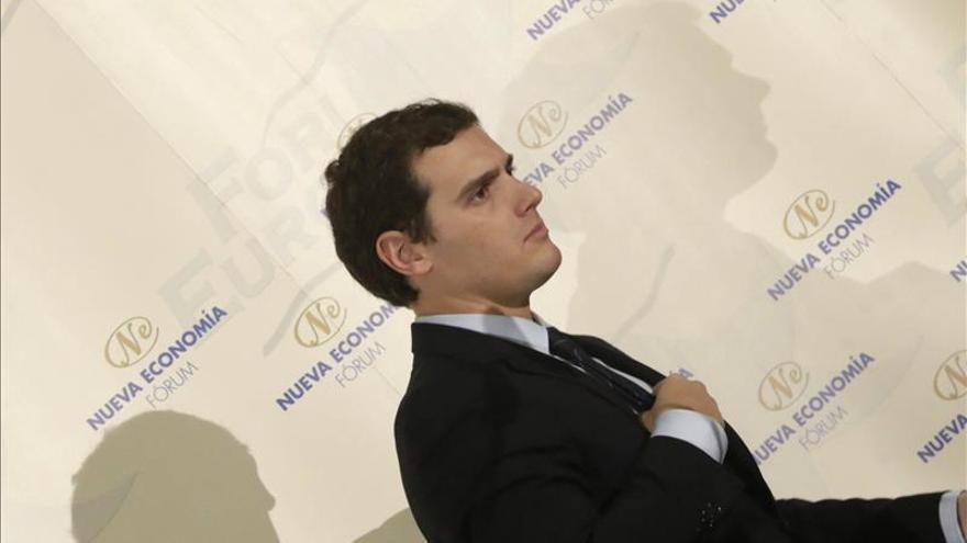 Rivera se reúne el 17 en Bruselas con los líderes liberal demócratas europeos