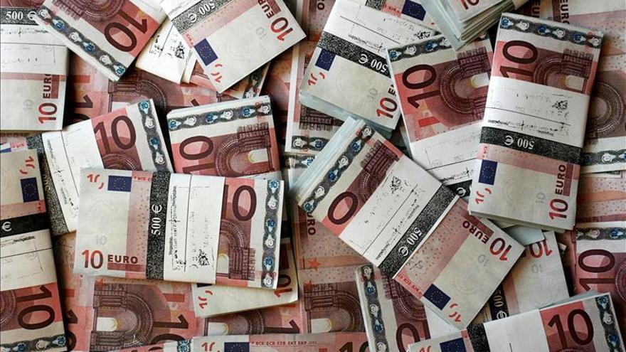 El BCE presenta hoy el nuevo billete de 10 euros de la serie Europa