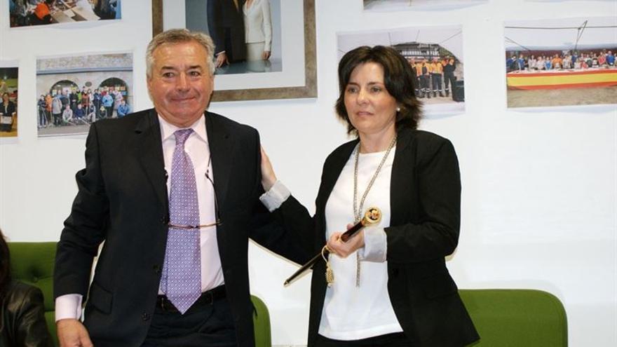 Mónica Quevedo (PRC) ha sido elegida este martes nueva alcaldesa de Corvera de Toranzo.