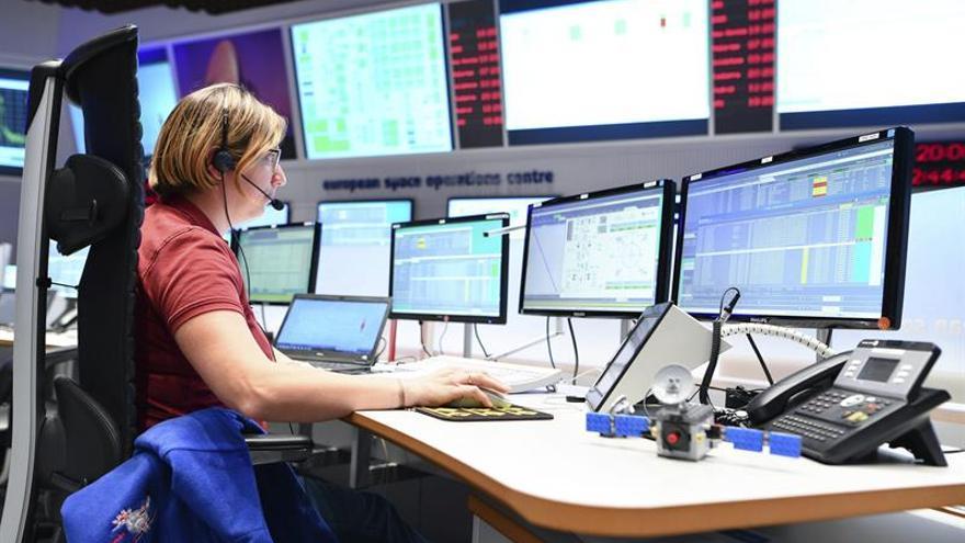 Un nuevo satélite europeo orbita Marte, pero no se sabe de Schiaparelli