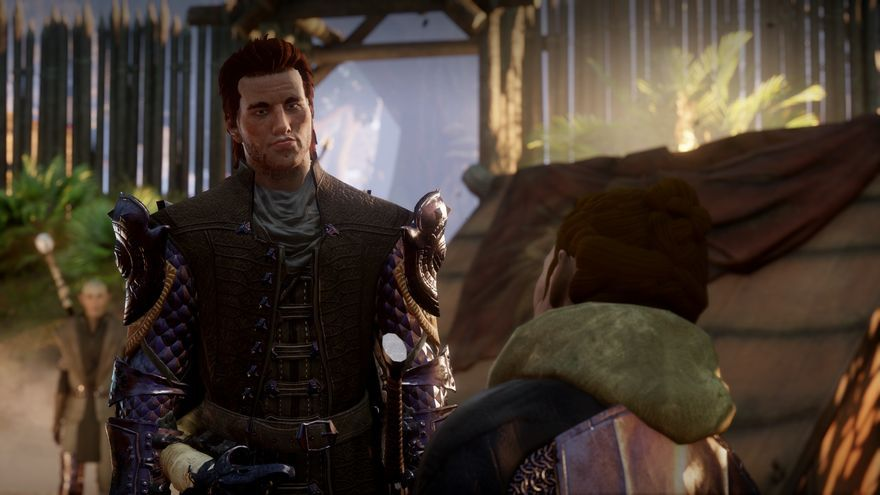 Dragon Age Inquisition Fauces de Hakkon