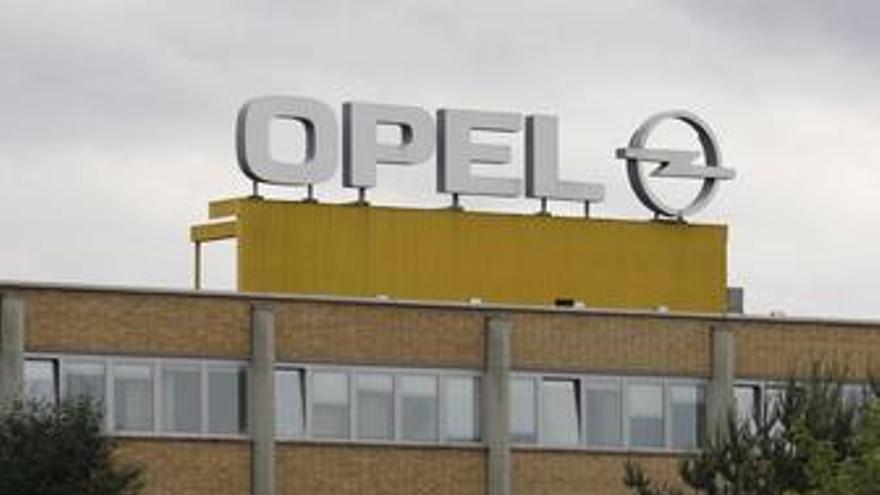 Fabrica de coches Opel