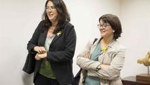 El Parlamento Vasco pide la libertad de los políticos independentistas