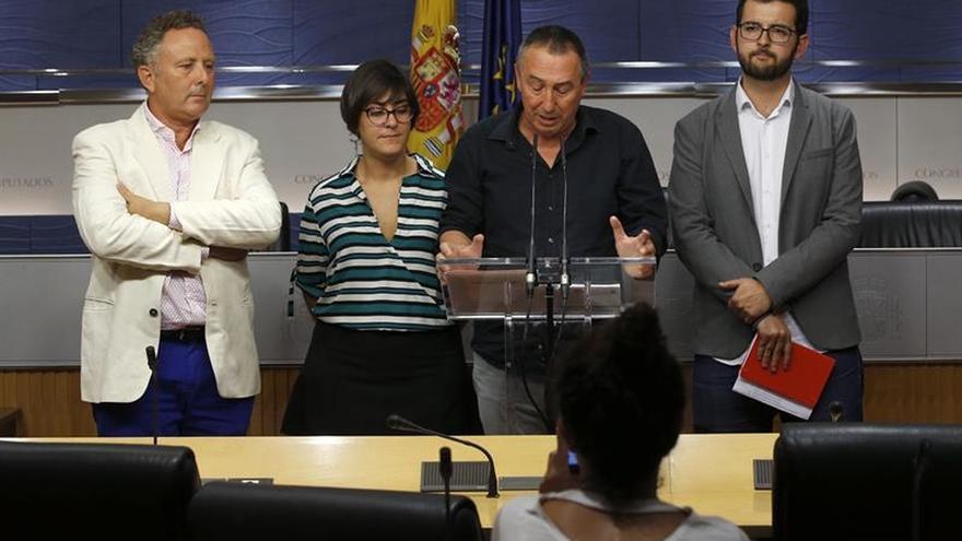 Compromís ofrece un acuerdo de 31 puntos para un Gobierno con PSOE y Podemos