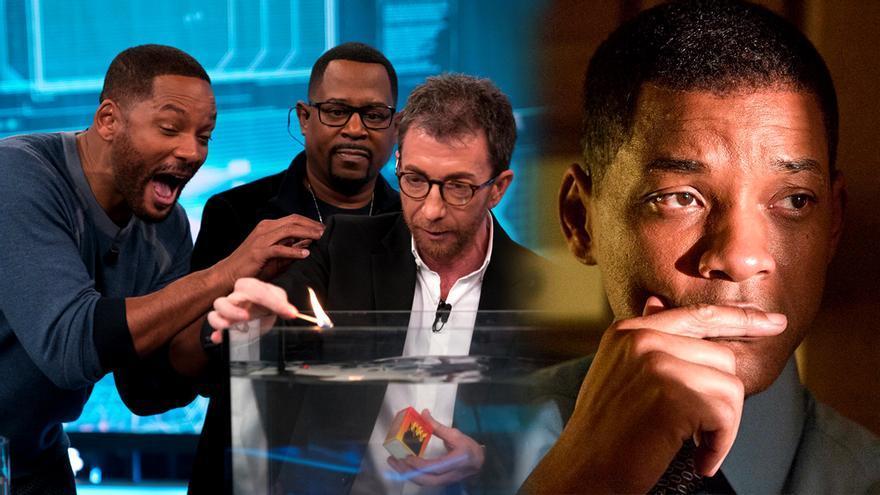 Will Smith en 'El Hormiguero' y en 'La verdad duele'