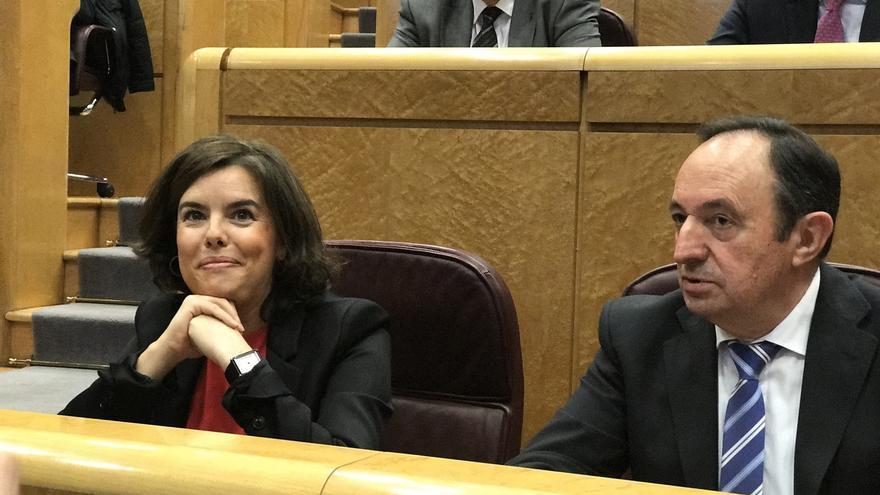 El Gobierno respetará lo que decida Castilla y León sobre Treviño porque le corresponde decidir, no a Euskadi