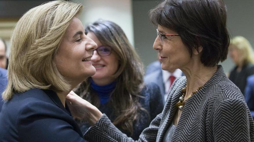 """España apoya """"exportar"""" más tiempo las prestaciones por desempleo"""