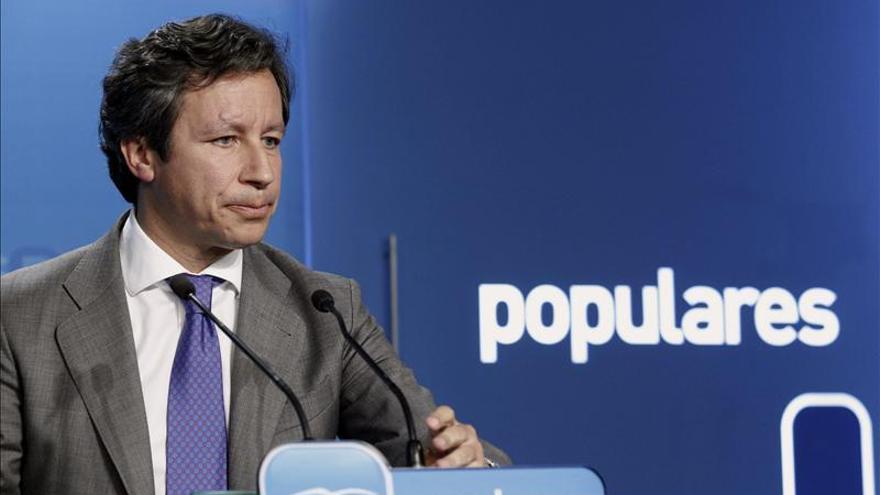 """El PP subraya su """"indignación"""" por la excarcelacion de nueve etarras"""